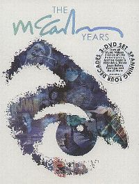 Cover Paul McCartney - The McCartney Years [DVD]